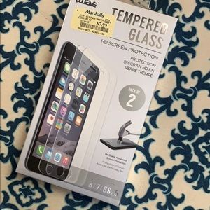 iPhone 8 glass screen protectors